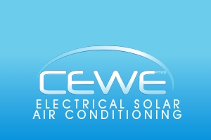 Cewe ELECTRICAL solar air con